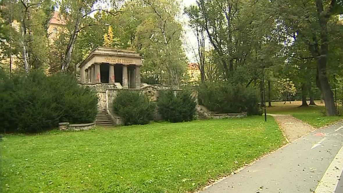 Jihoslovanské mauzoleum
