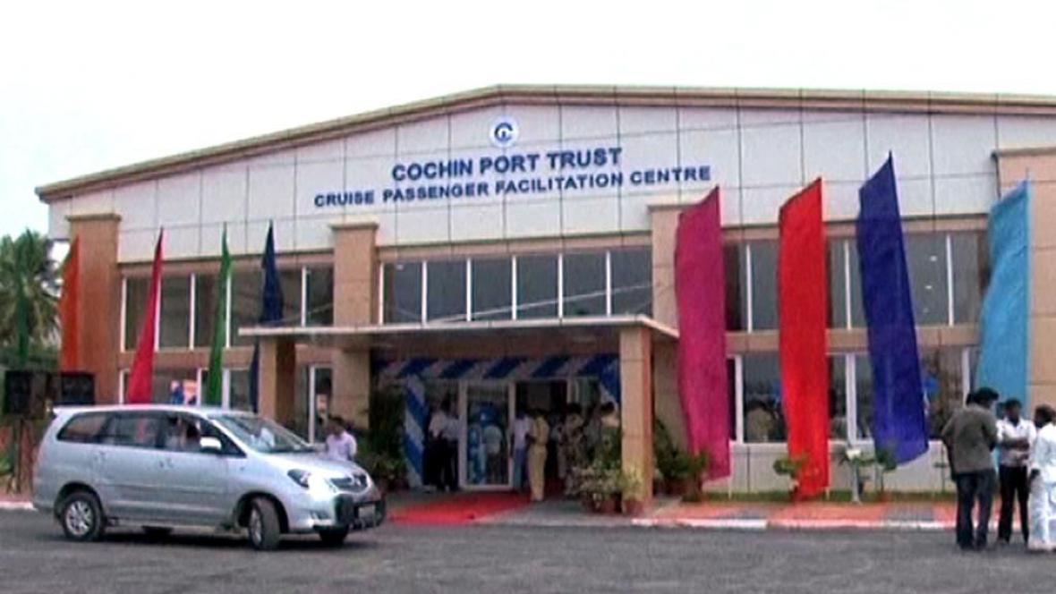 Servisní centrum v Kochi