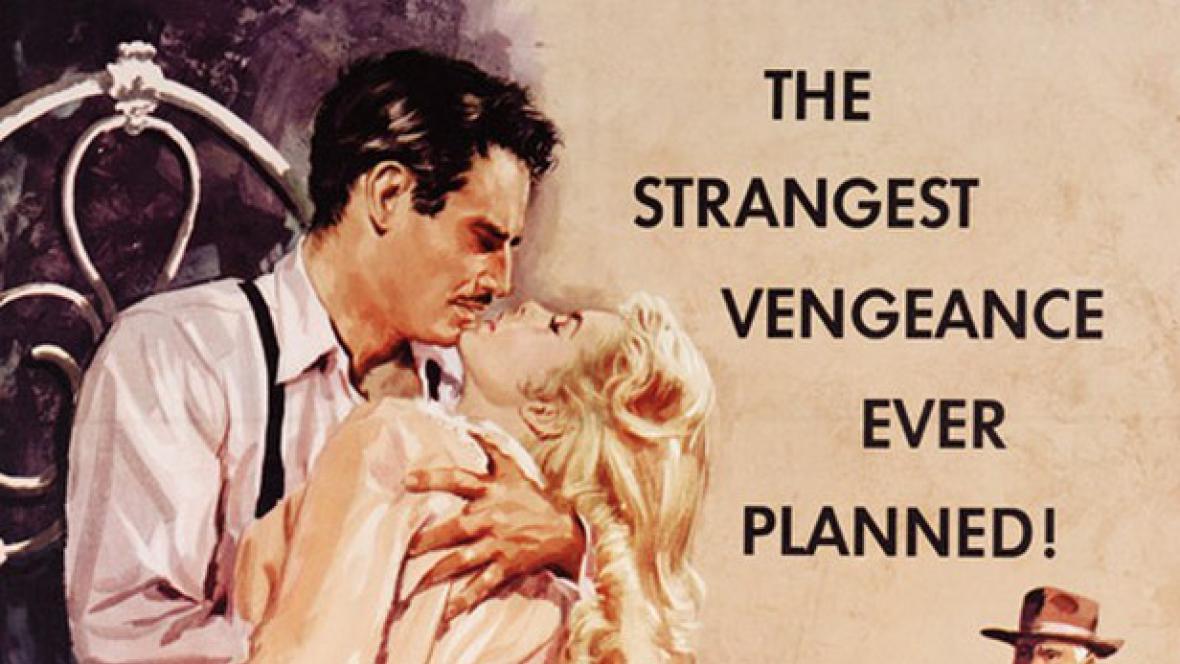 Plakát k filmu Dotek zla