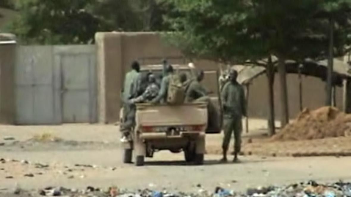 Ozbrojenci na severu Mali