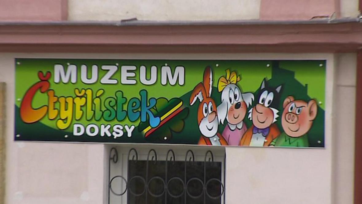Muzeum Čtyřlístek Doksy