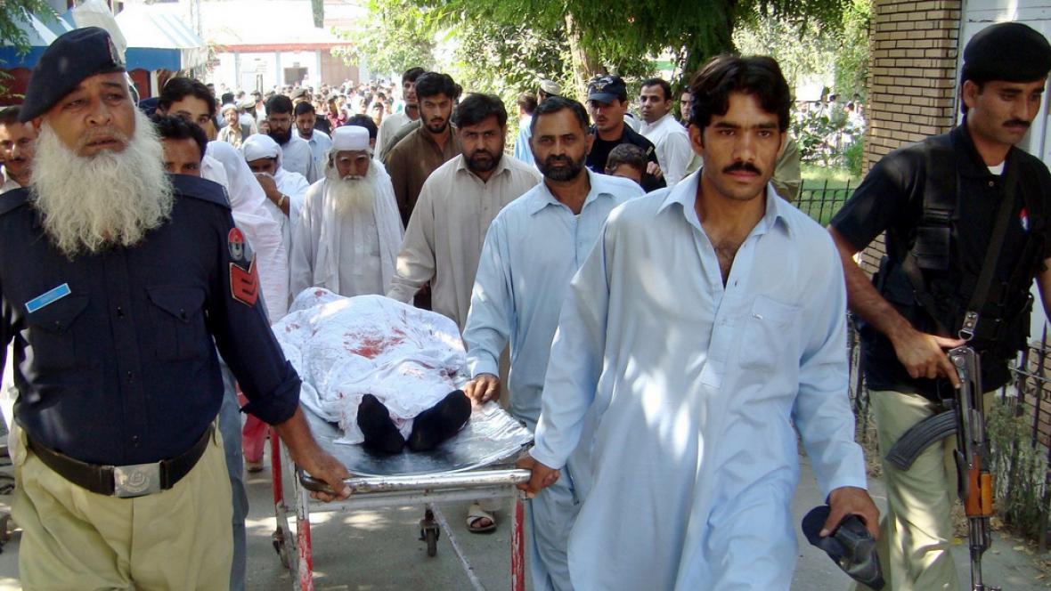 Taliban postřelil Malalaj Júsufzaiovou