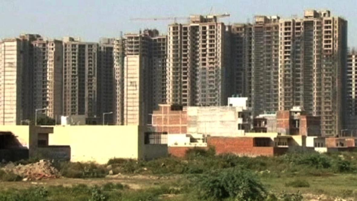 Nové byty v Indii