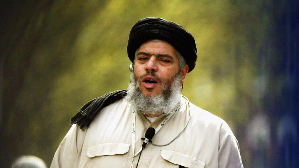 Abú Hamza al-Masrí