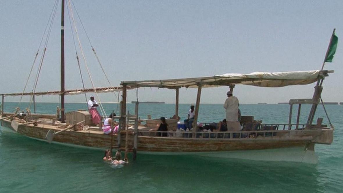 Loď lovců perel