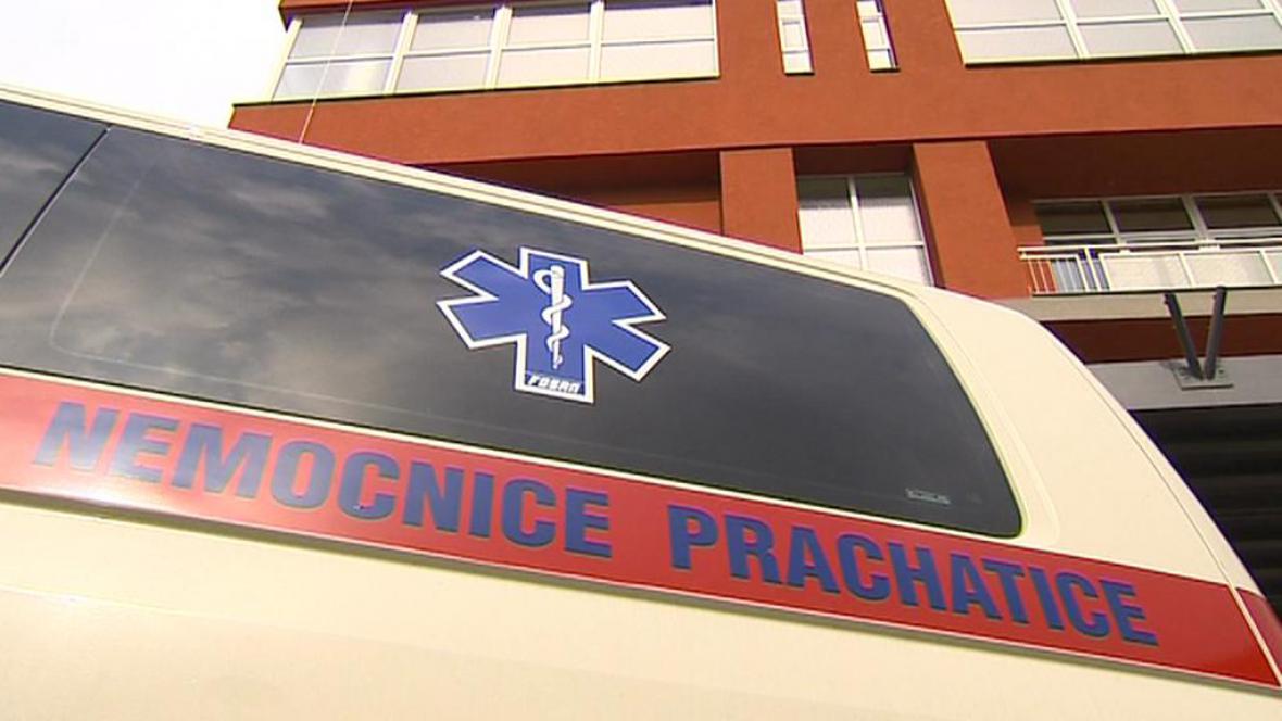Prachatická nemocnice