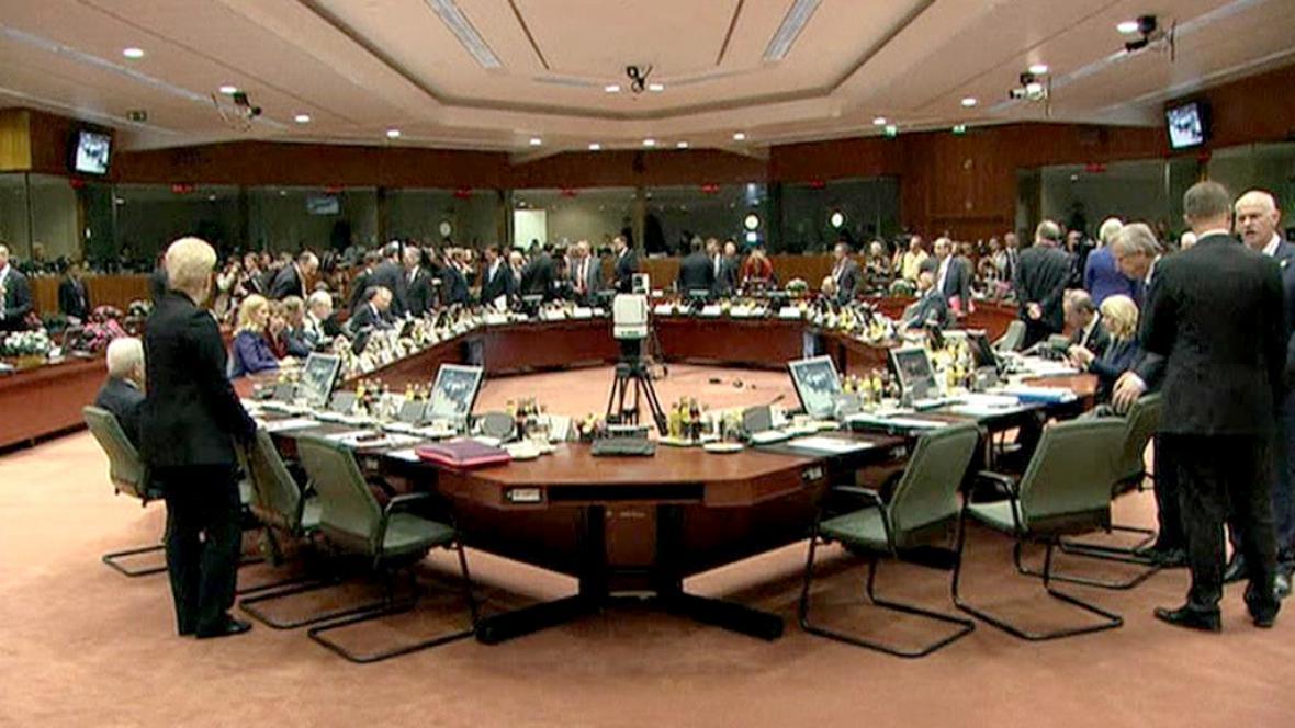 Jednání ministrů financí
