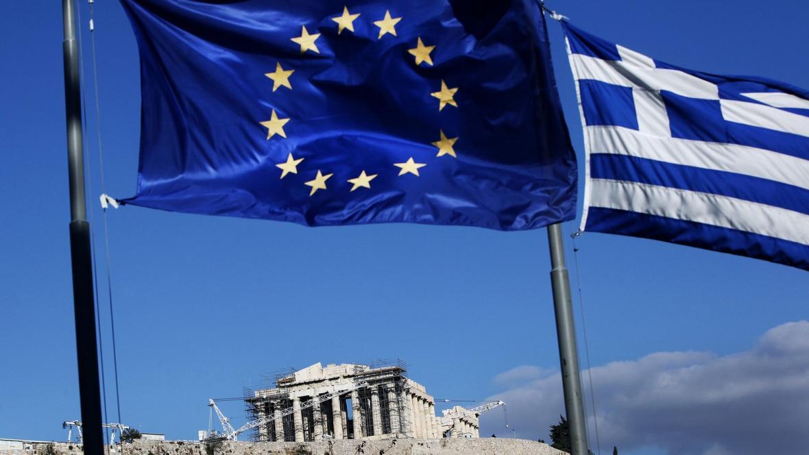 Řecko versus EU