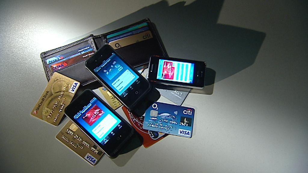 Platby mobilem