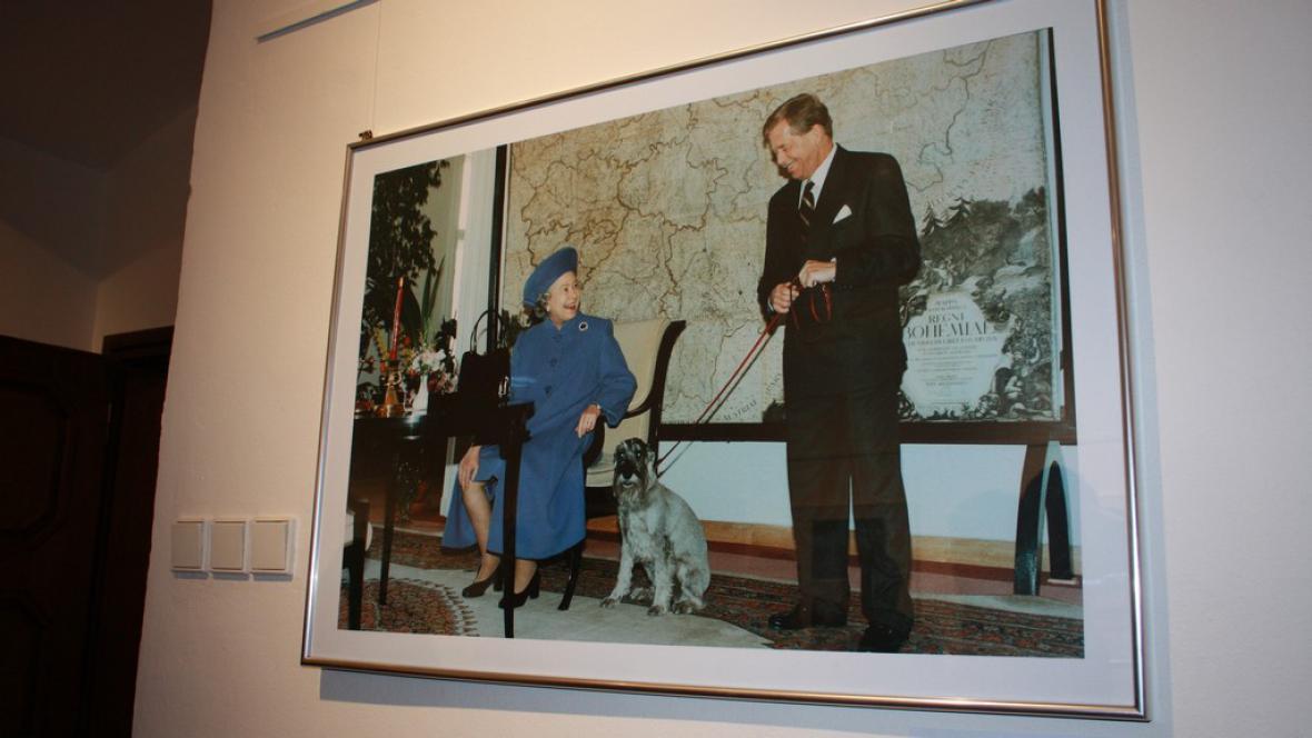 Alan Pajer / Václav Havel - občan a prezident