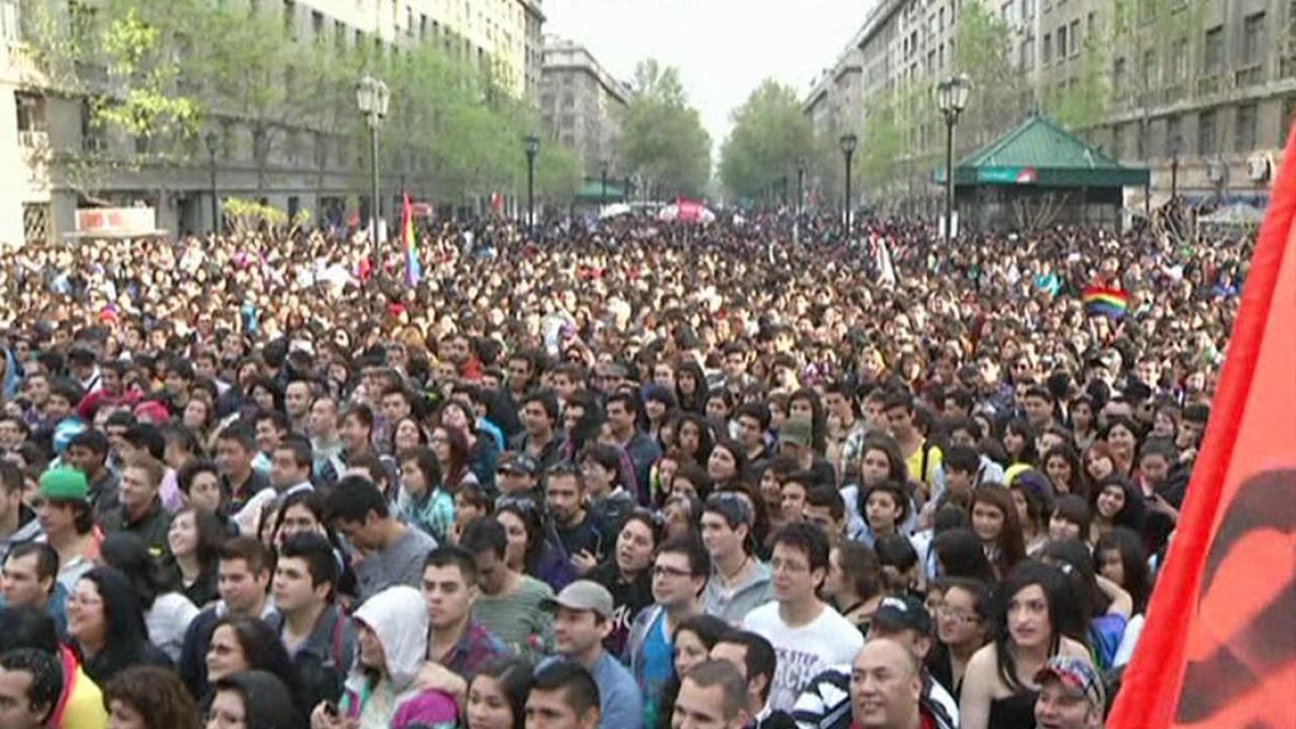 Průvod Gay Pride 2010
