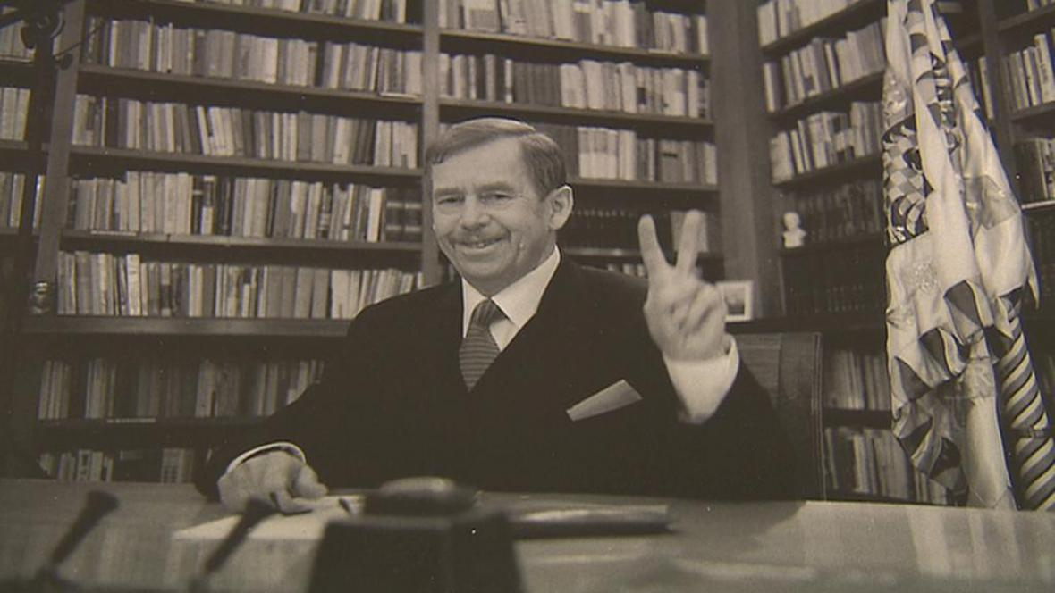 Oldřich Škácha / Václav Havel