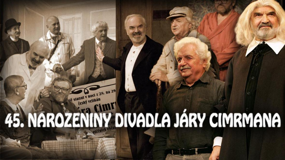 Narozeniny Divadla Járy Cimrmana