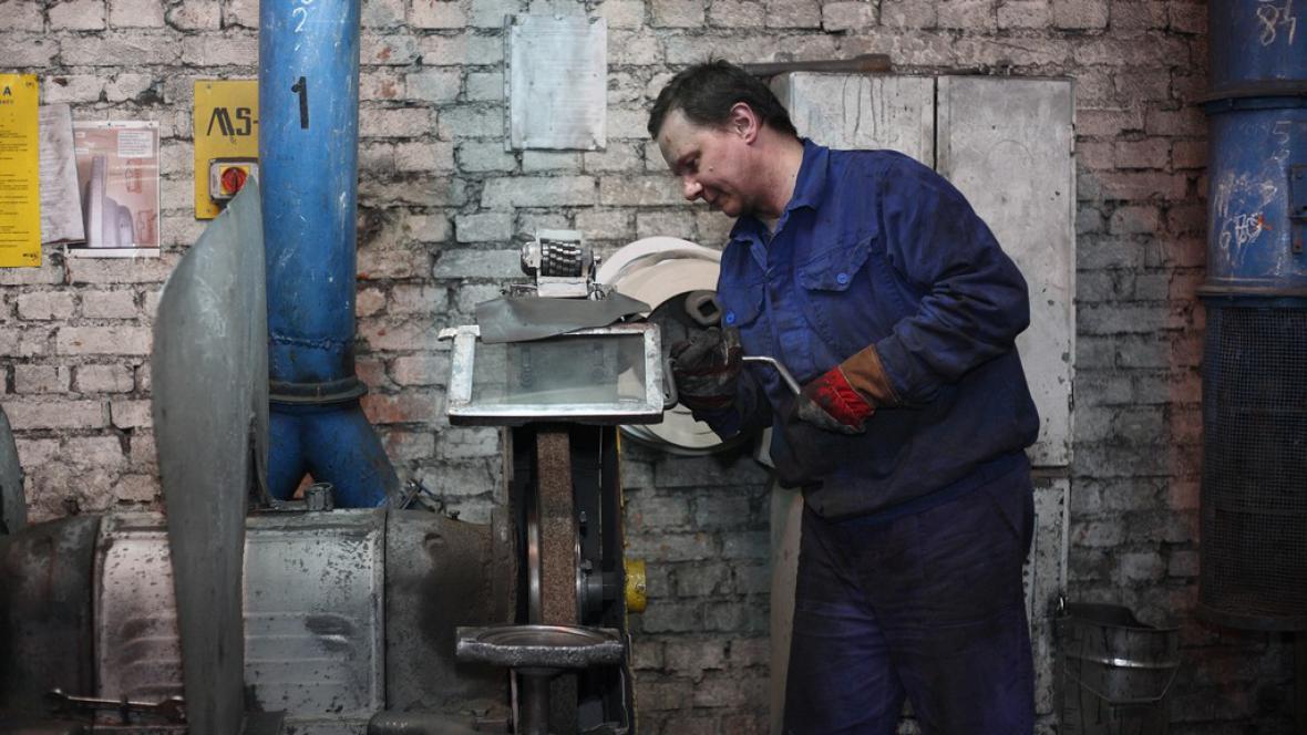 Polský pracovník