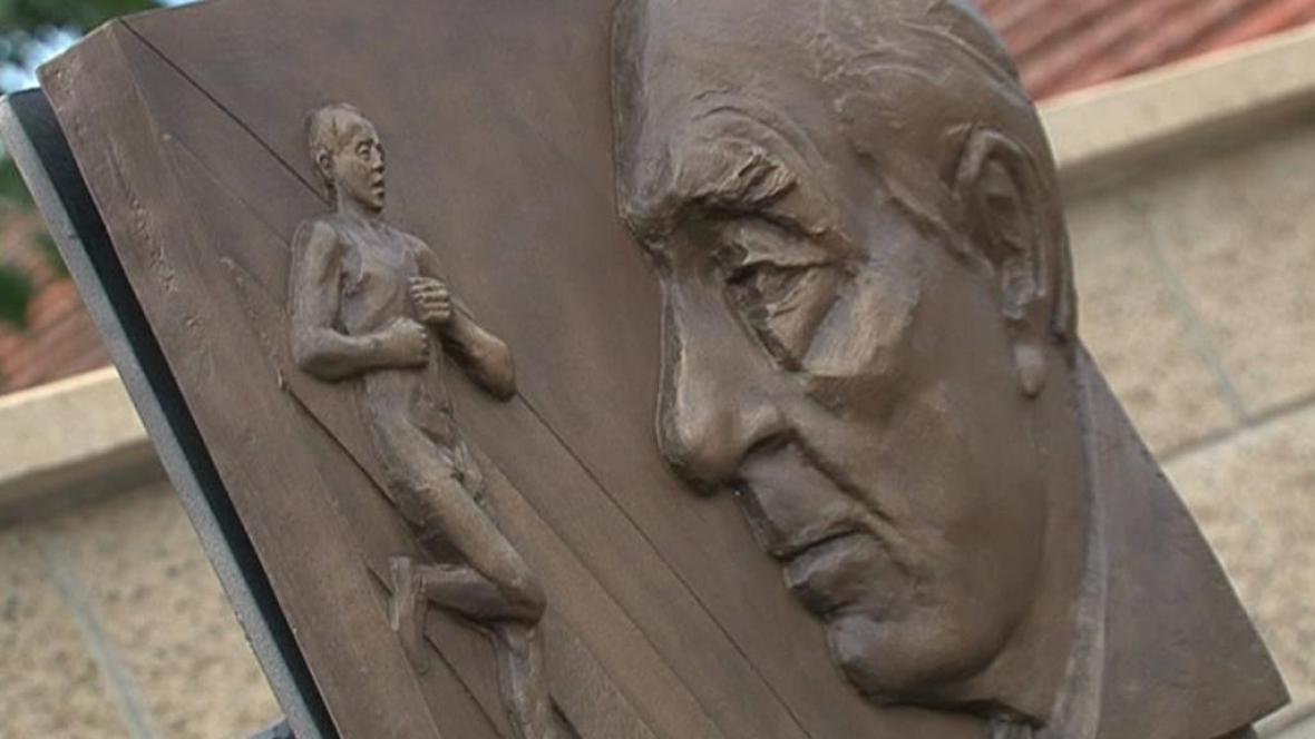 Památník Janu Haluzovi