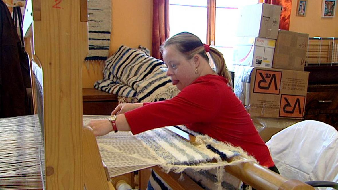 Práce handicapovaných