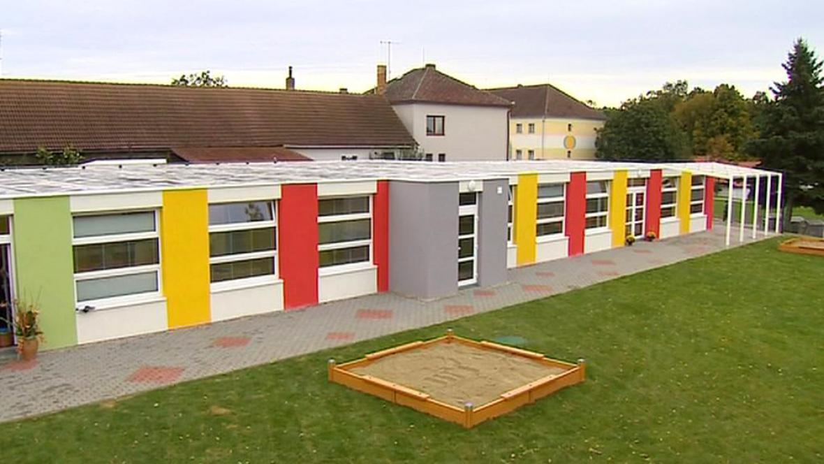 Mateřská škola v Dřítni