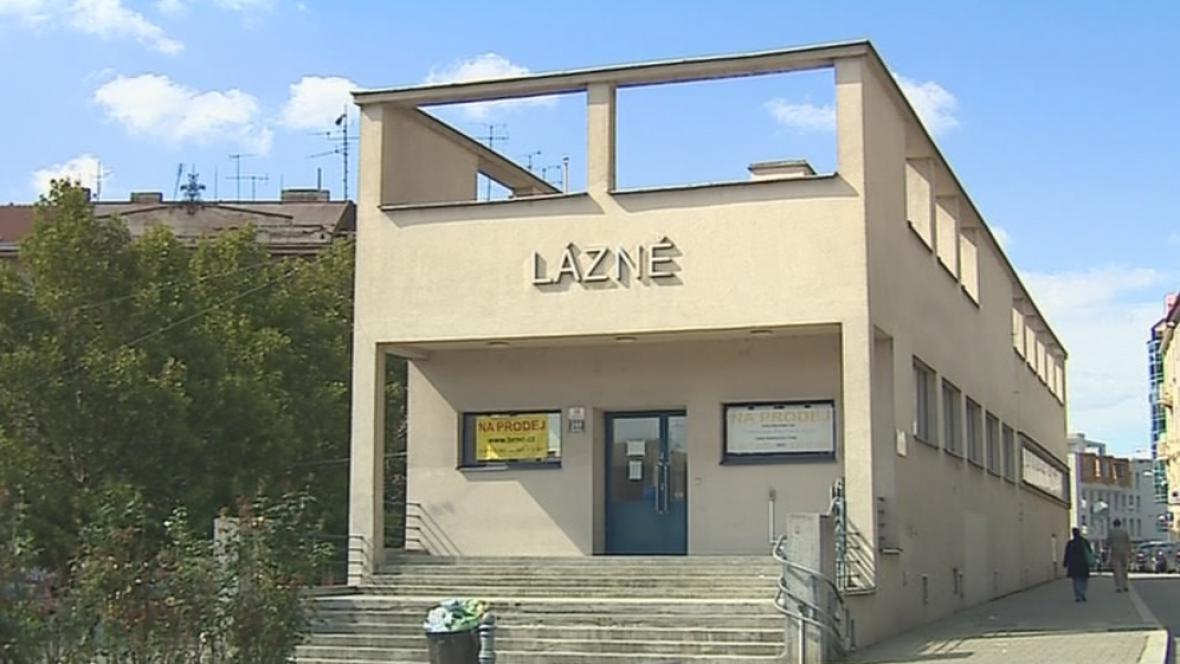 Lázně Kopečná v Brně