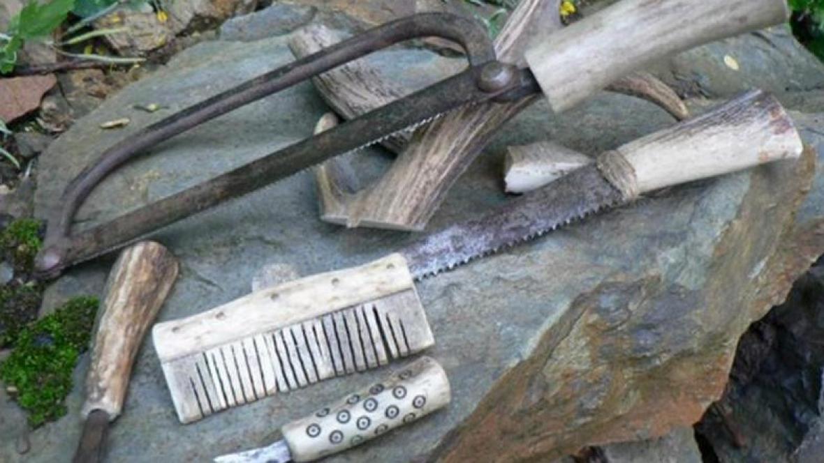 Pravěké nástroje