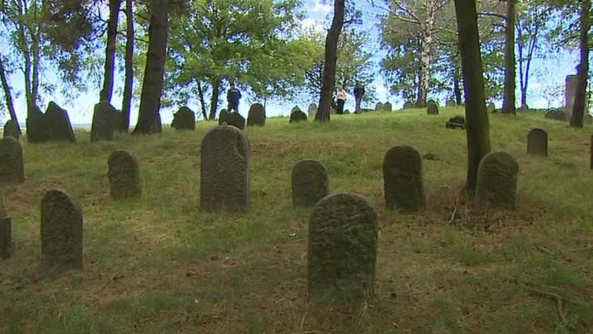 Židovský hřbitov u Prudic