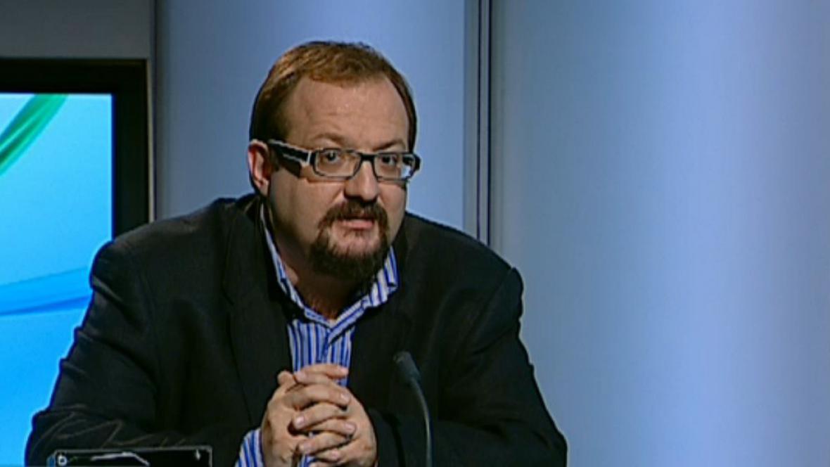 Josef Šlerka, šéf Studia nových médií FF UK