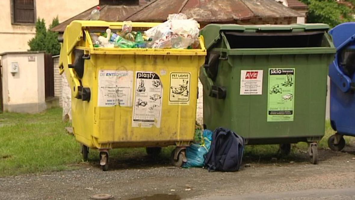 Tříděný odpad