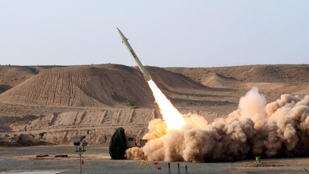 Balistická raketa