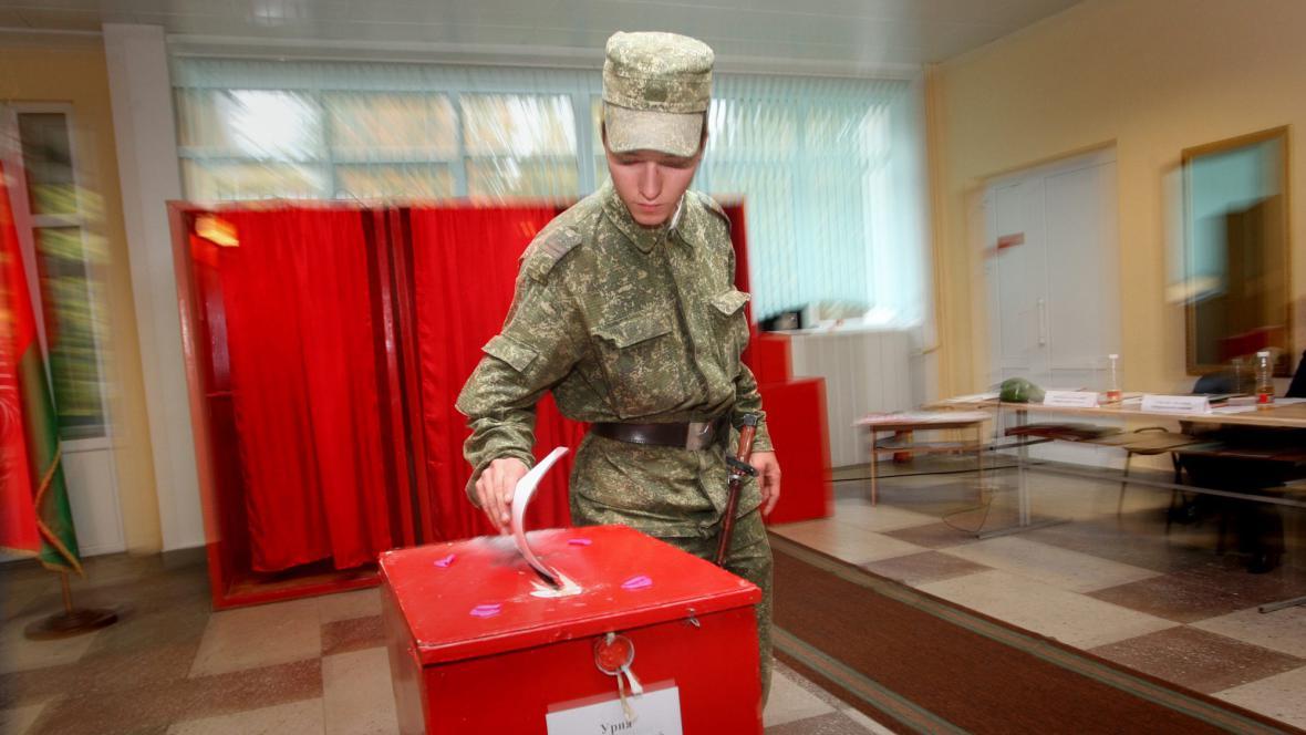 Volby v Bělorusku
