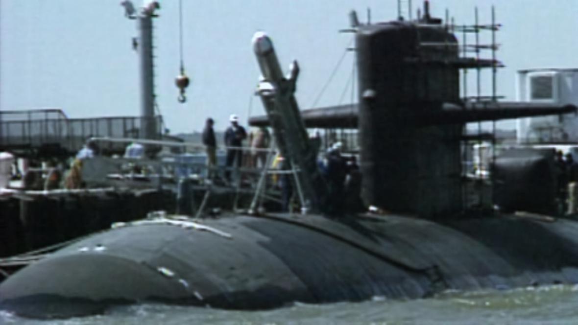 Americký vojenský přístav