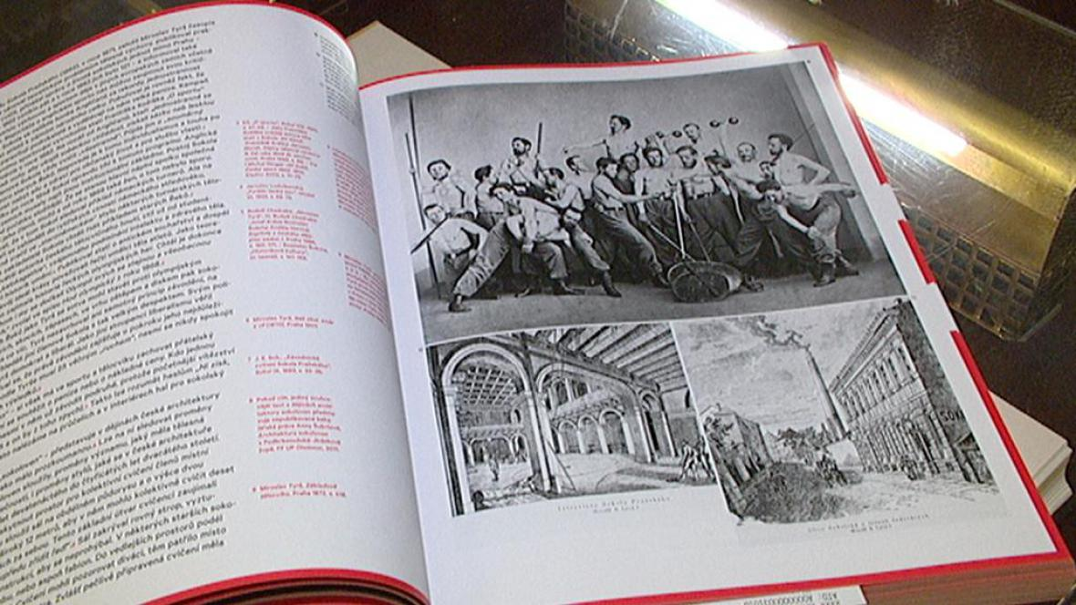 Z knihy Naprej! Česká sportovní architektura 1567-2012