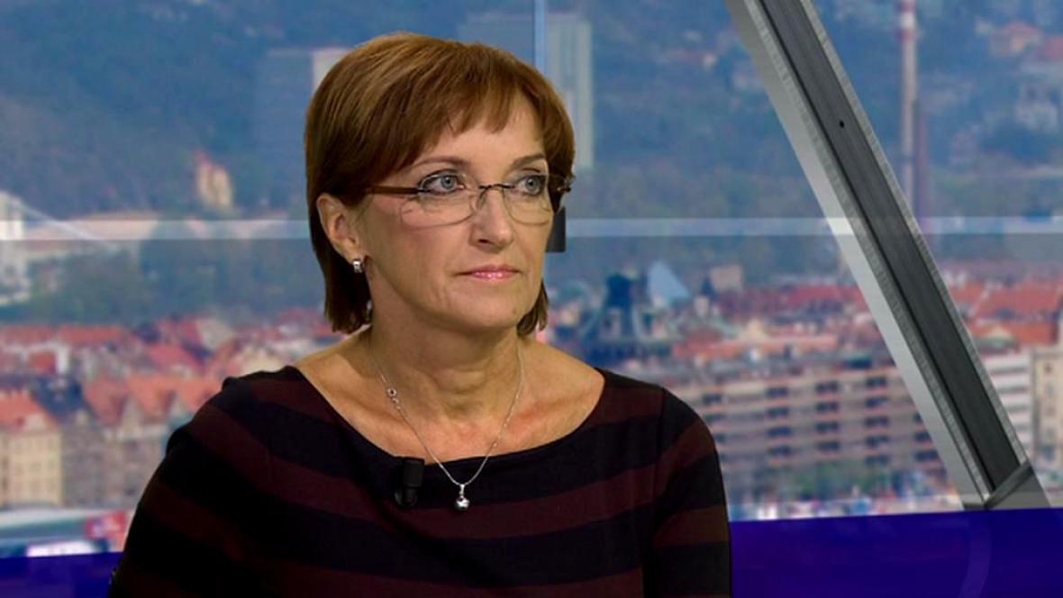 Alena Hanáková v OVM