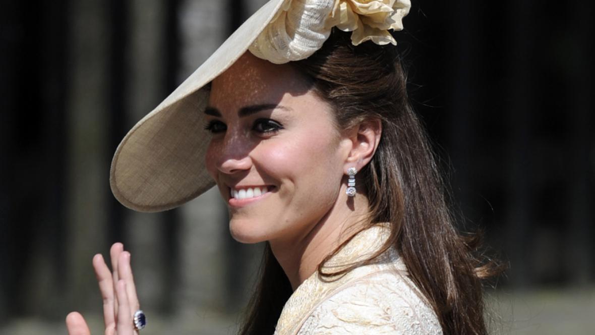 Kate - vévodkyně z Cambridge