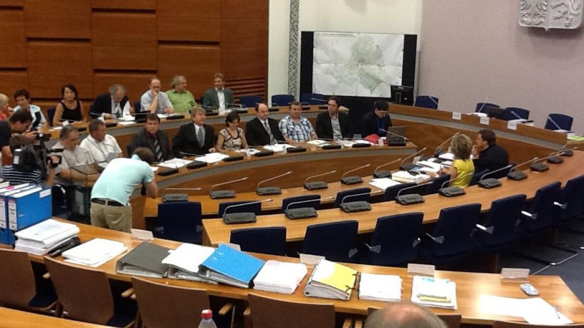 Jednání Nejvyššího správního soudu o územním plánu JMK