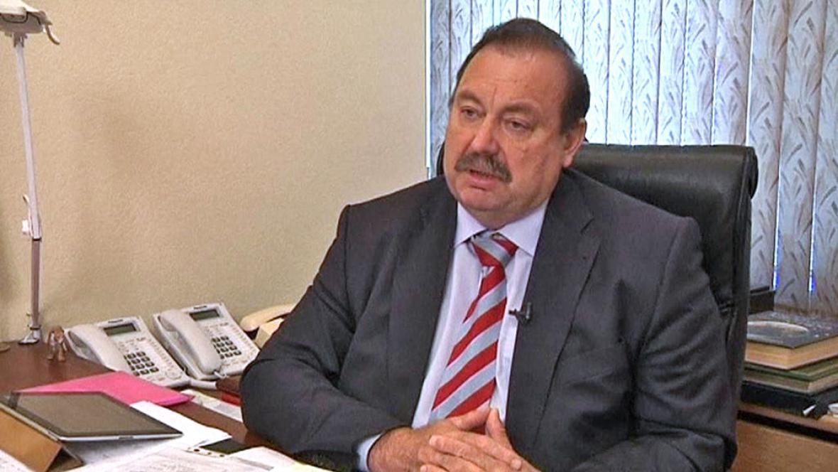 Gennadij Gudkov