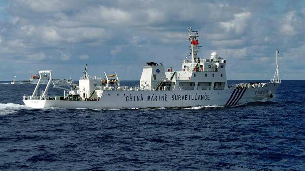 Čínská loď