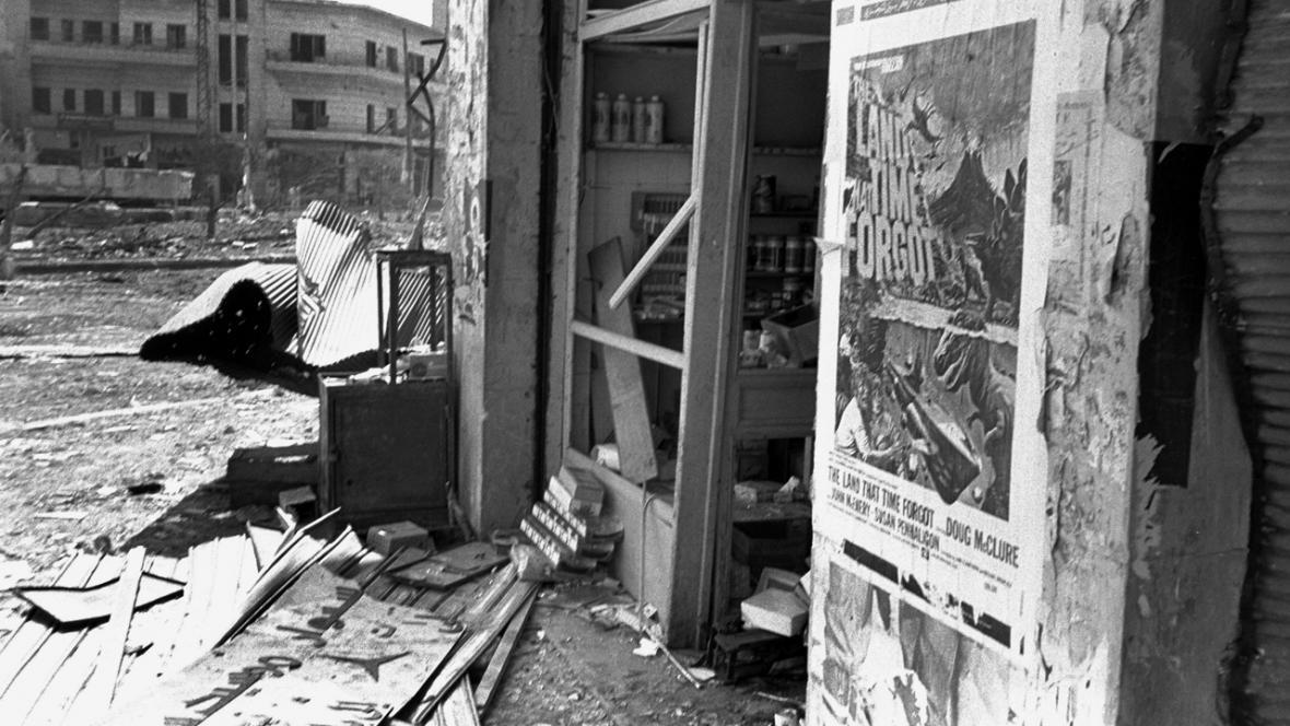 Občanská válka v Libanonu