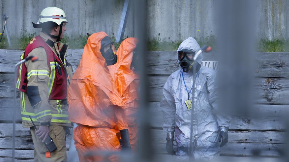 Americký konzulát v Berlíně evakuovali kvůli možnému chemickému útoku