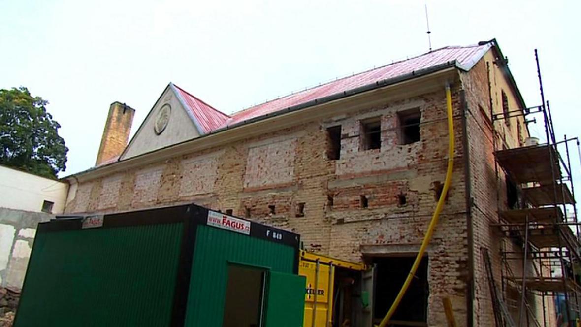 Rekonstrukce Spolkového domu