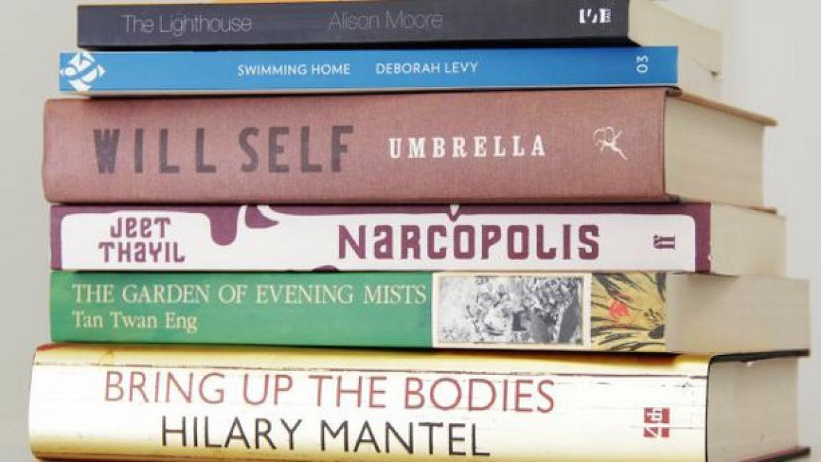 Finalisté Man Bookerovy ceny 2012