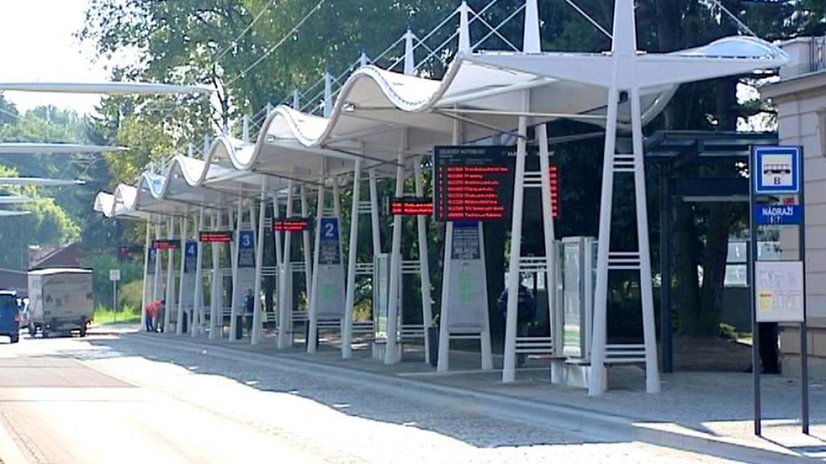 Nový terminál v Mariánských Lázních