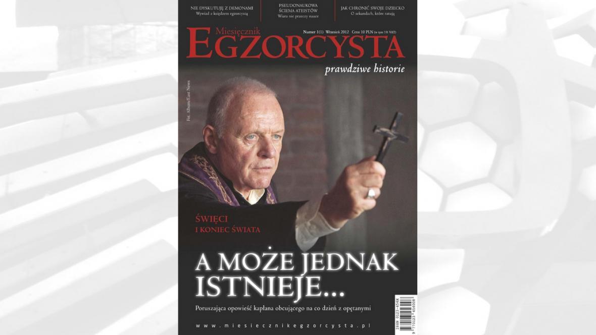 Polský měsíčník Exorcista