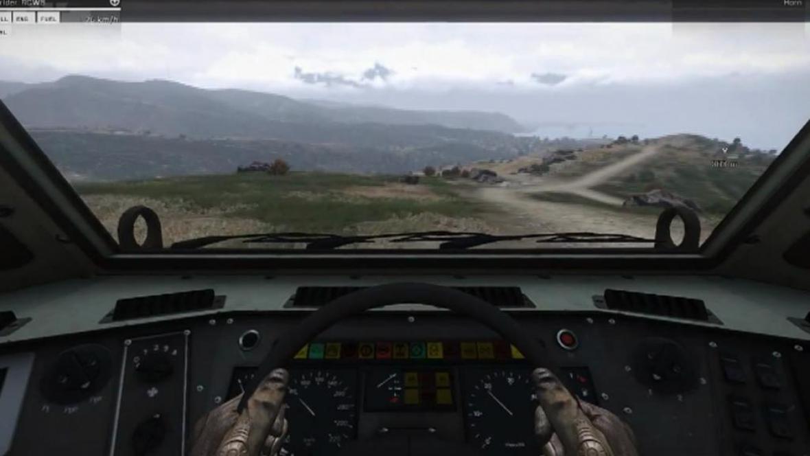 Trailer ke hře Arma 3