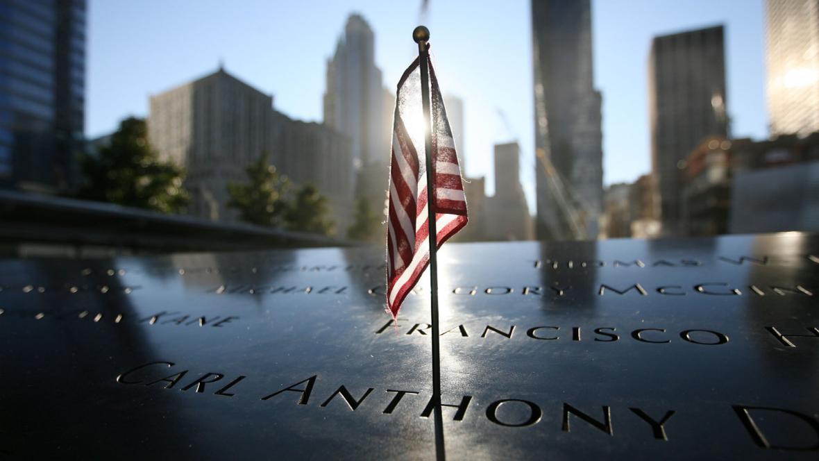 Vzpomínka na 11. září 2001