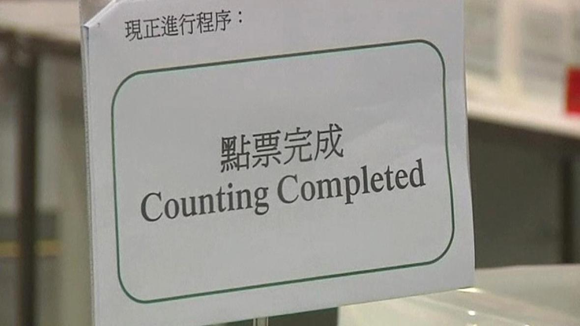 Volby v Hongkongu