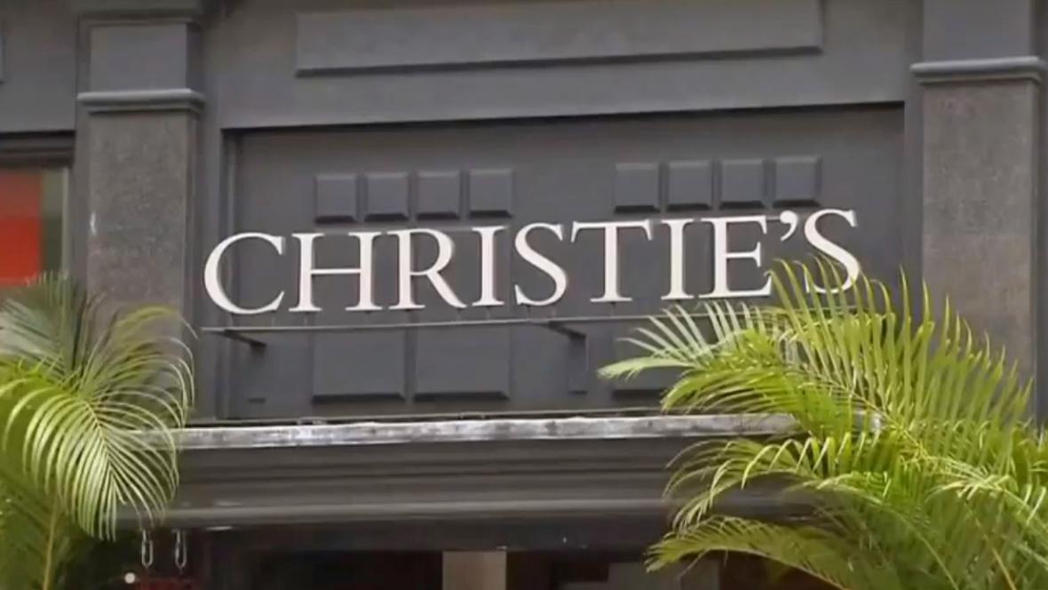 Aukční síň Christie\'s