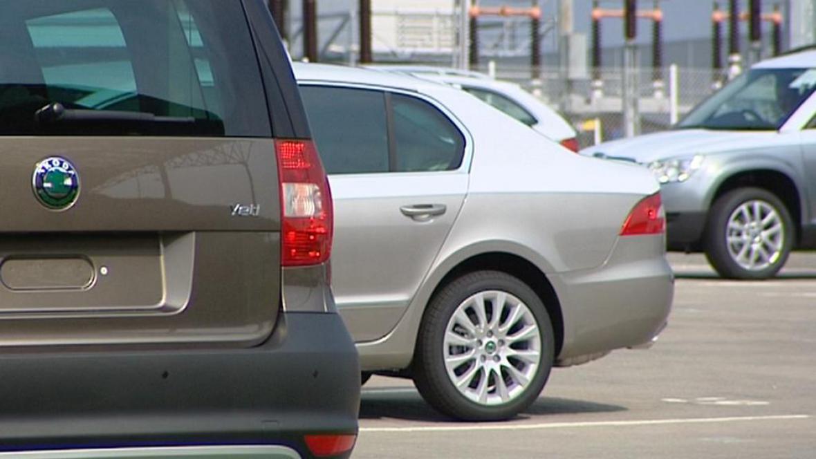 Automobilka Škoda Auto v Kvasinách