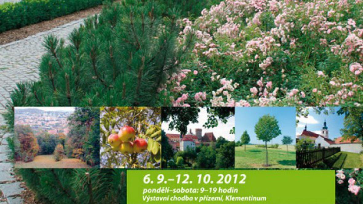 Evropská kvetoucí sídla / detail pozvánky