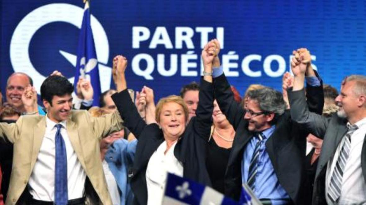 Quebecká strana (PQ)
