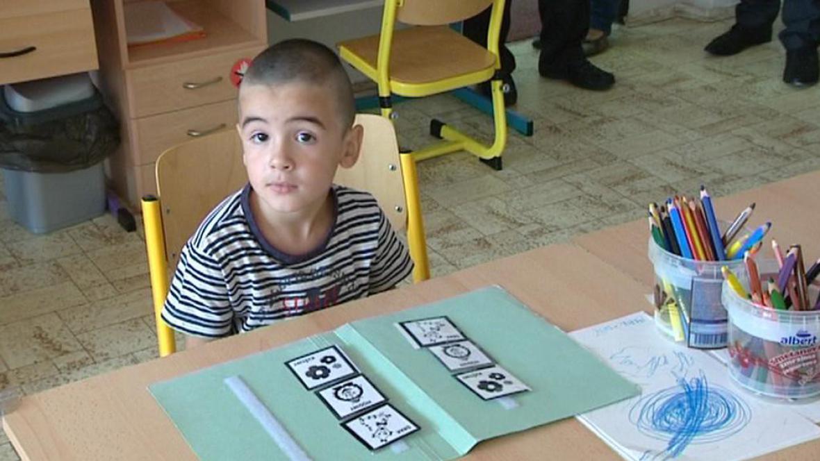 V Plzni se otevřela školka pro děti s autismem