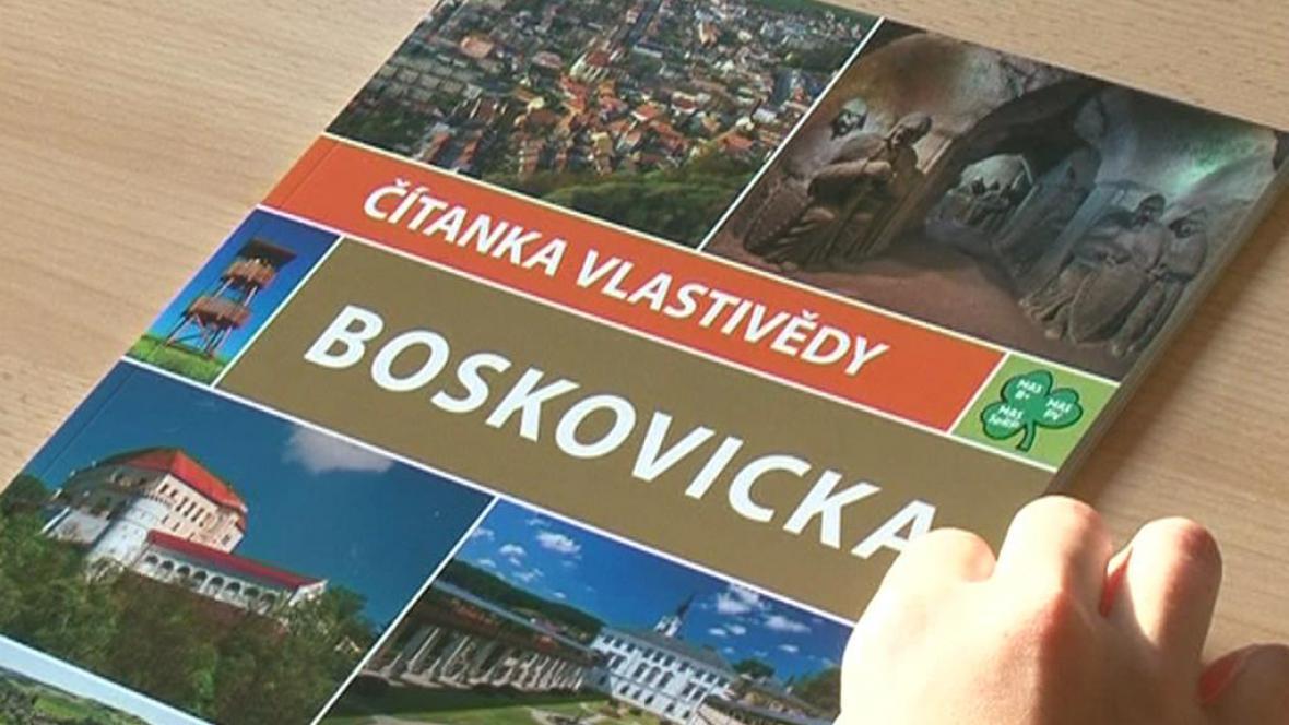 Vlastivědná učebnice Boskovicka